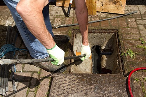 Drain Cleaning & Unblocking