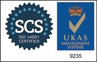 UKAS FC 14001-